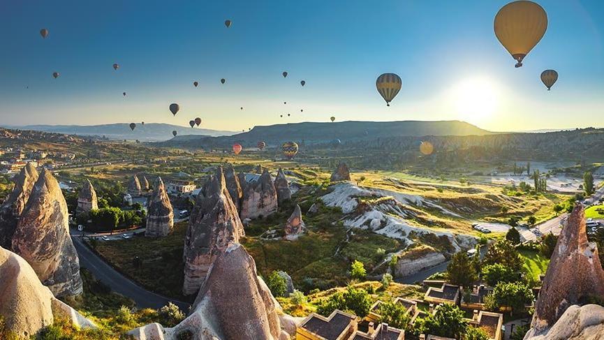 Yurtiçi Kültür Turları